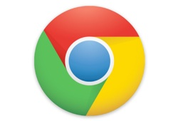 Neues Logo Chrome