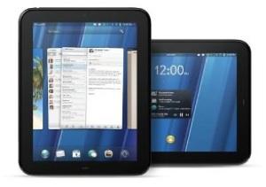 HP Touchpad Ensemble