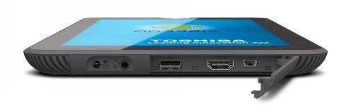 Toshiba Tablet Ports