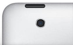 iPad 2 Kamera