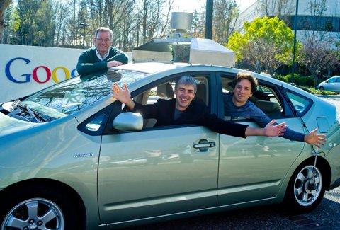 CEO Larry Page übernimmt das Steuer