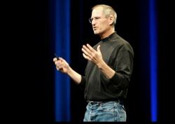 Steve Jobs spricht