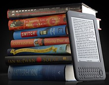 Kindle 3 Bücher