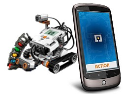 Mindstorms Android