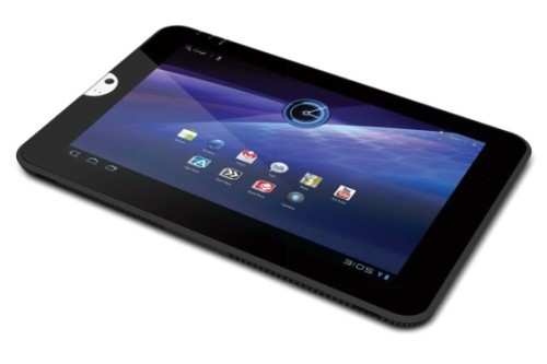 Toshiba Thrive Regza Tablet
